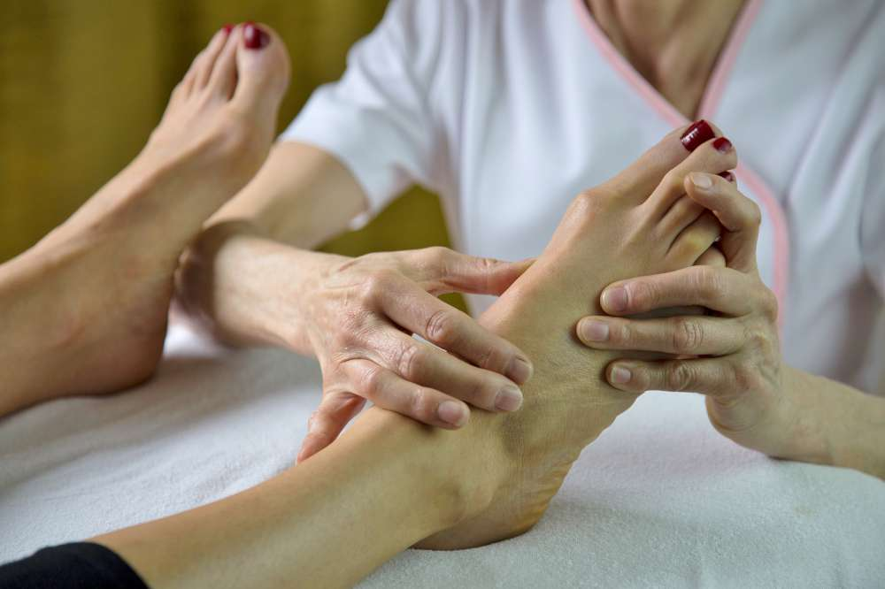 Reflexology Biggin Hill